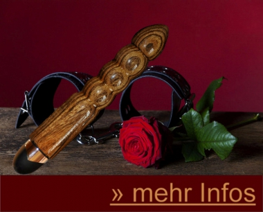 Holzvibrator EXTASE Palisander